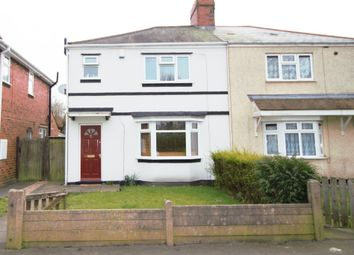 Thumbnail 3 bedroom semi-detached house to rent in Coronation Road, Bilston