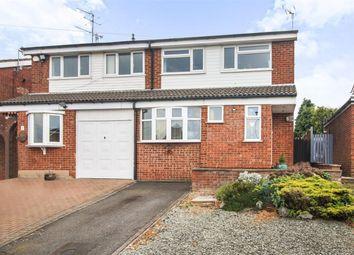 Thumbnail 3 bedroom semi-detached house for sale in Fieldside Lane, Binley, Coventry