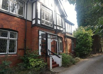 Thumbnail 2 bedroom flat to rent in Woodroyd Close, Bramhall, Stockport