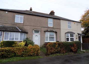 Thumbnail 2 bed terraced house for sale in The Green, School Lane, West Kingsdown, Sevenoaks