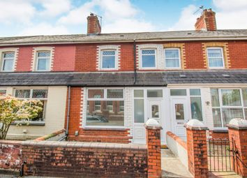 Thumbnail 3 bed terraced house for sale in Glan Y Nant Road, Whitchurch, Cardiff