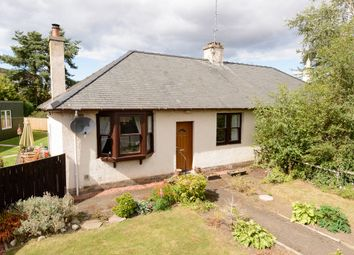 Thumbnail 2 bed semi-detached bungalow for sale in Hawthornbank Road, Haddington