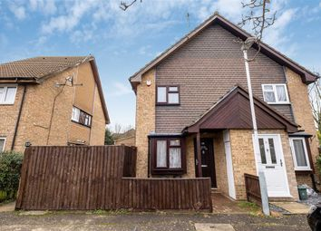 Thumbnail 1 bed property to rent in Ryeland Close, Yiewsley, Middlesex