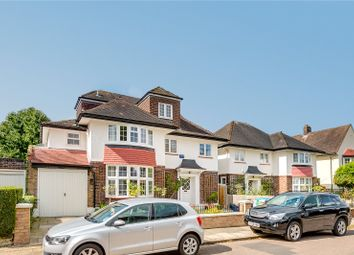 Thumbnail 5 bedroom detached house to rent in Hood Avenue, Mortlake, London