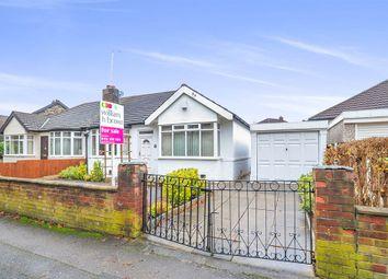 Thumbnail 2 bedroom semi-detached bungalow for sale in Vesper Lane, Kirkstall, Leeds