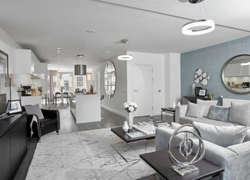 Thumbnail 4 bedroom town house for sale in The Mount At Millbrook Park, Off Morphou Road, Mill Hill, London