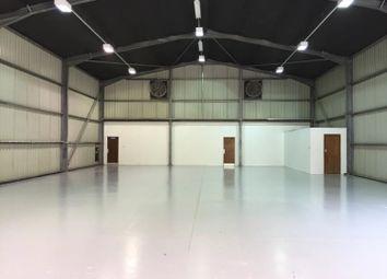 Thumbnail Industrial to let in Polhilsa Business Park, Callington