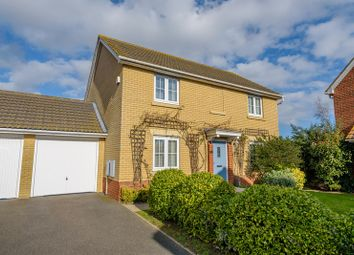 Thumbnail 4 bed detached house for sale in Havengore Close, Great Wakering