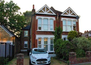 Thumbnail 3 bed flat for sale in Inchmery Road, London