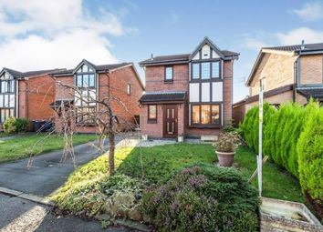 Thumbnail 3 bed detached house for sale in Constable Avenue, Lostock Hall, Preston, Lancashire