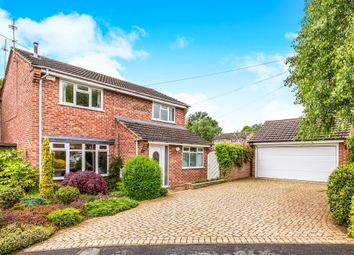 Thumbnail 4 bed detached house for sale in Hailey Avenue, Loughborough