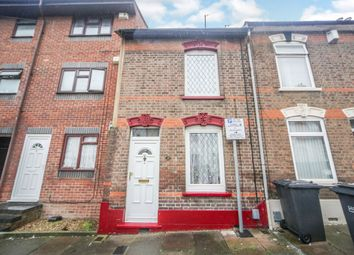Thumbnail End terrace house for sale in Cardigan Street, Luton