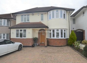 Thumbnail 4 bed detached house to rent in Uphill Grove, London