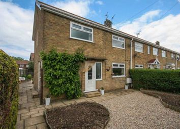 Thumbnail 3 bed end terrace house for sale in Abingdon Road, Easington, Saltburn-By-The-Sea