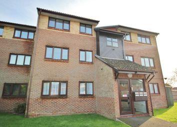 Thumbnail 2 bed flat for sale in Woodrush Crescent, Locks Heath, Southampton