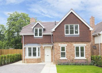 Thumbnail 3 bed detached house for sale in Park Drive, Bramley, Guildford