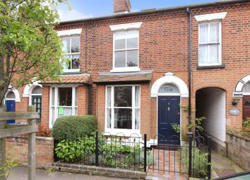 Thumbnail 2 bedroom terraced house for sale in Henley Road, Norwich