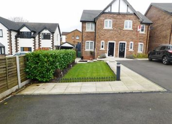 Thumbnail 3 bedroom semi-detached house for sale in Manor Road, Woodley, Stockport