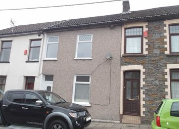 Thumbnail 3 bed terraced house to rent in Brynhyfryd Street, Tonypandy