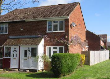 Thumbnail 2 bed end terrace house for sale in Lydiard Close, Boyatt Wood, Eastleigh
