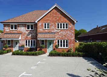 Thumbnail 3 bed semi-detached house for sale in The Oaks Park, Horsham Road, Beare Green, Dorking