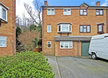 Thumbnail 3 bed semi-detached house for sale in Thames View, Cliffe Woods, Kent