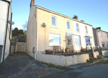 Thumbnail 4 bed semi-detached house for sale in Church Road, Llanstadwell, Milford Haven