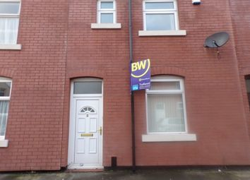 Thumbnail 3 bed terraced house to rent in Selwyn Street, Leigh