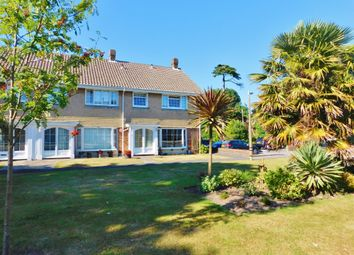Thumbnail 4 bed end terrace house for sale in Lodge Gardens, Gosport