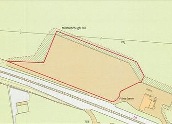 Thumbnail Land for sale in Land, A63, North Ferriby, East Yorkshire