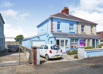 Thumbnail 3 bed semi-detached house for sale in Brickhurst Park, Haverfordwest
