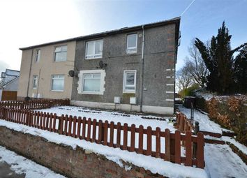 Thumbnail 2 bed flat for sale in Wellwood Avenue, Muirkirk, Cumnock