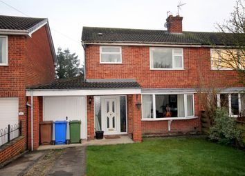 Thumbnail 3 bed semi-detached house for sale in High Catton Road, Stamford Bridge, York