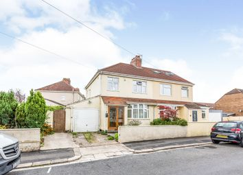 3 bed semi-detached house for sale in Ilchester Road, Bedminster Down, Bristol BS13