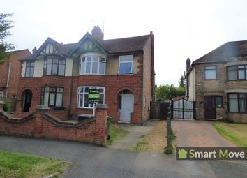 Thumbnail 3 bed semi-detached house for sale in Lynton Road, Peterborough, Cambridgeshire.