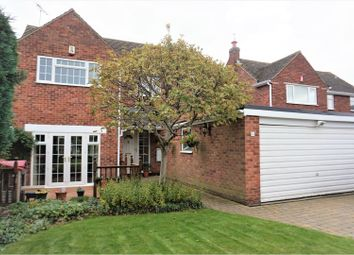 Thumbnail 4 bedroom detached house for sale in The Pinfold, Thulston