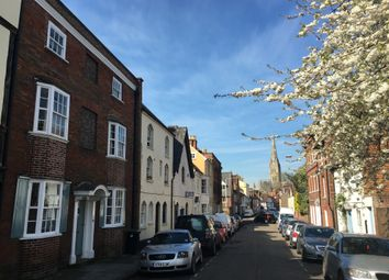 Thumbnail 5 bed town house for sale in St Ann Street, Salisbury, Wiltshire