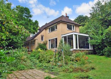 Thumbnail 5 bed detached house for sale in Lewes Road, Ashurst Wood, West Sussex