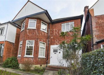 Thumbnail 3 bed flat to rent in Teignmouth Road, Mapesbury Conservation Area, London