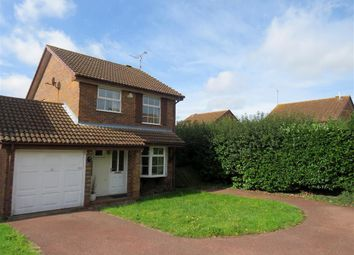 Thumbnail 3 bedroom detached house for sale in Rea Close, Northampton