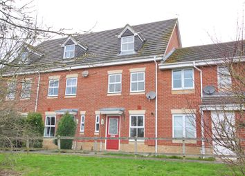 Thumbnail 3 bed town house for sale in Thyme Avenue, Whiteley, Hampshire