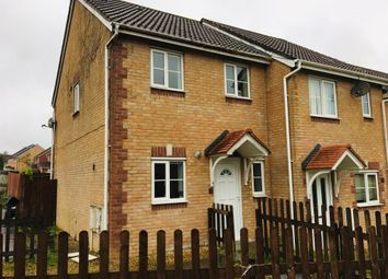 Thumbnail 2 bed end terrace house for sale in Cwrt Lafant, Llansamlet, Swansea