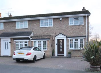 3 bed semi-detached house for sale in Brecon Close, Farnborough GU14
