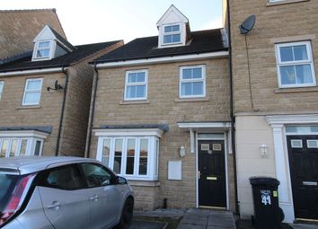 Thumbnail 3 bed terraced house for sale in Queensway, Halifax