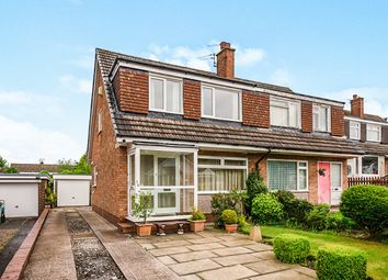 Thumbnail 3 bedroom semi-detached house for sale in Sunningdale Drive, Bramhall, Stockport