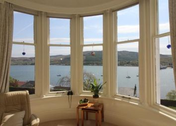 Thumbnail 4 bed flat for sale in Airdaluinn Upper Flat, High Askomil, Campbeltown, Argyll And Bute