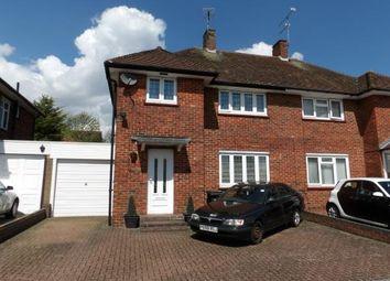 Thumbnail 3 bed semi-detached house for sale in Selsdon Park Road, Selsdon, South Croydon, Surrey