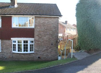 Thumbnail 3 bed semi-detached house for sale in Narberth Court, Caerphilly
