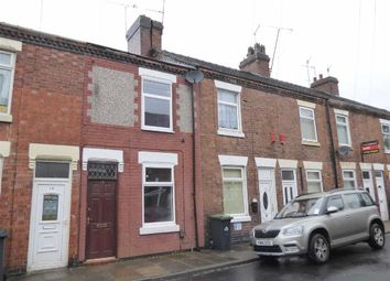 Thumbnail 2 bed terraced house for sale in Lindley Street, Cobridge, Stoke-On-Trent