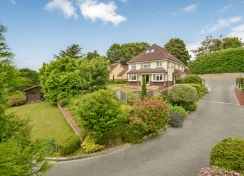 Thumbnail 5 bed detached house for sale in Havant Road, Horndean, Waterlooville